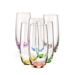 Набор стаканов - Rainbow 25180-300-D4662/6