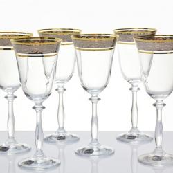 Фужеры для вина Angela 6 шт. 40600-250-43249