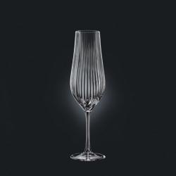 Фужеры для шампанского TULIPA optic 6 шт. 40894/36-170