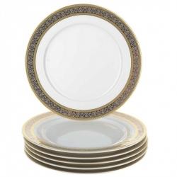 Набор тарелок 25 см.-6 шт. 1548308-8400700