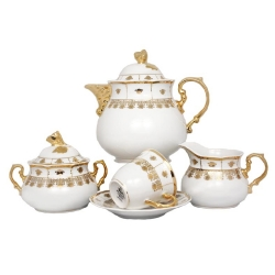 Чайный сервиз 1624301-7224400
