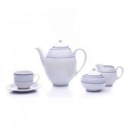 Чайный сервиз 1664300-8014400