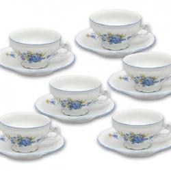 Набор чайных пар 6 шт. 1759303-0292051
