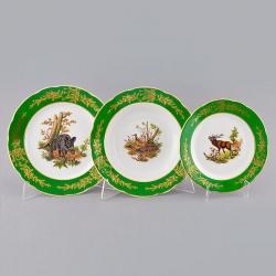 Набор из 18 тарелок 3160119-0763