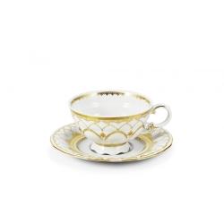 Набор чайных пар 6 шт. 7160425-2517