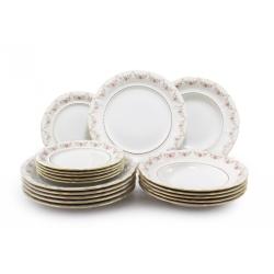 Набор из 18 тарелок 7160119-0158