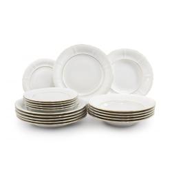 Набор из 18 тарелок 7160119-1139