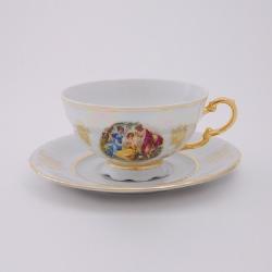 Набор чайных пар 6 шт. 7160425-0676