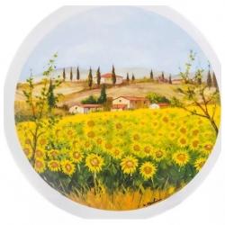 Настенная тарелка 19 см EU040B00