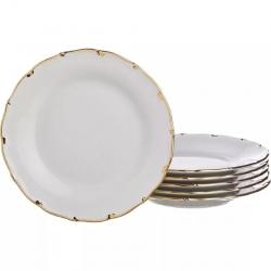 Набор тарелок 26 см. 6 шт. 5110126-007
