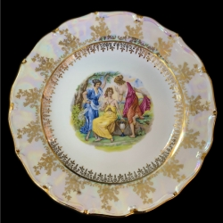 Набор тарелок 26 см. 6 шт. 5110126-605