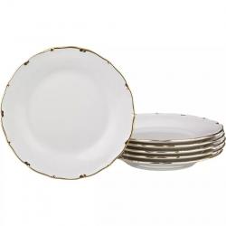 Набор тарелок 21 см. 6 шт. 5110321-007